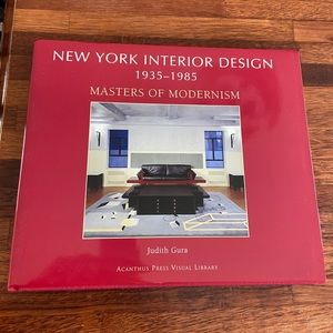 New York Interior Design Coffee Table Book 📚 NEW